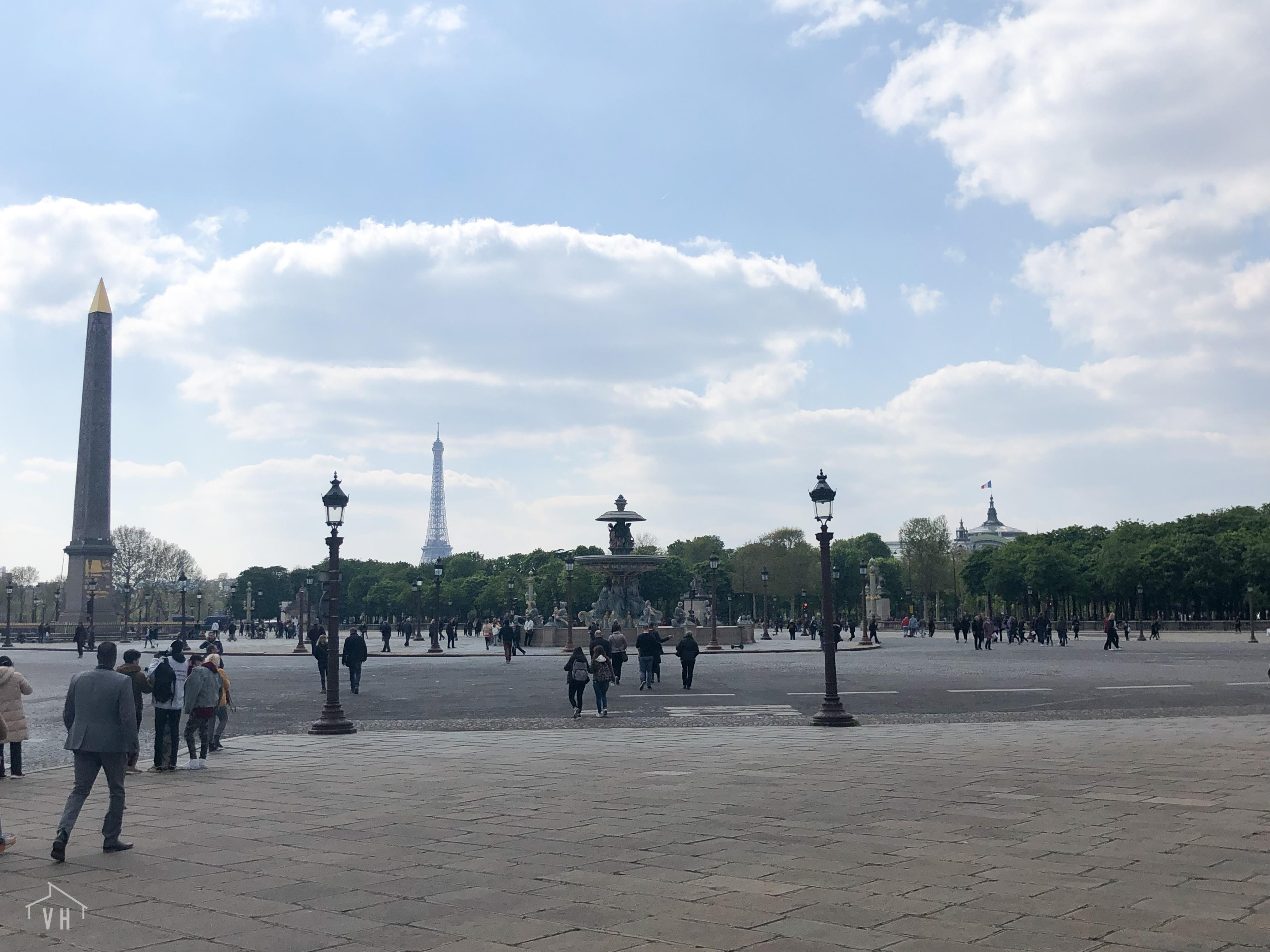 Terveisiä Pariisista!