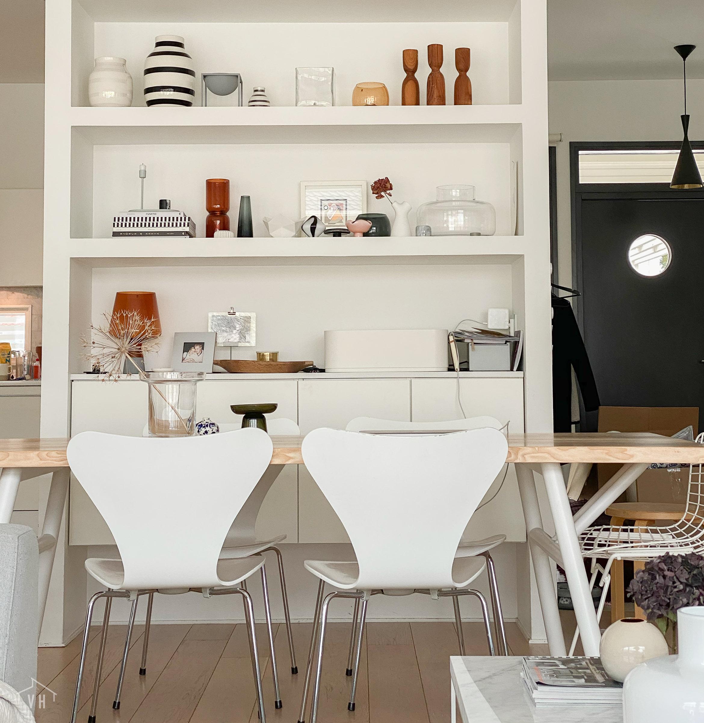 Hiihtolomaviikon puuhastelua: pientä pintaremonttia kotona