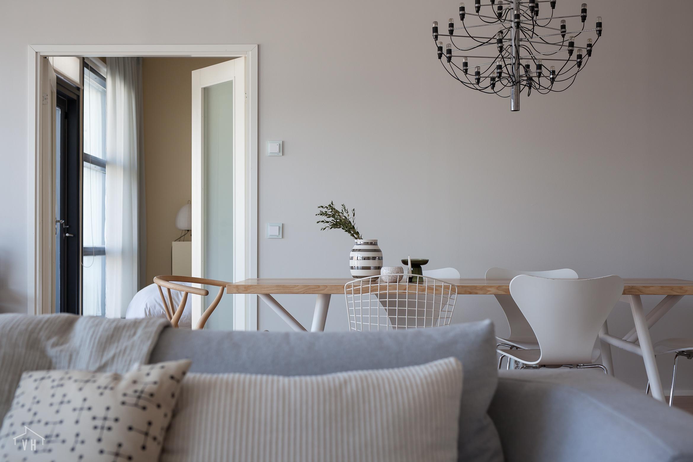 Kodin harmoniset seinäsävyt