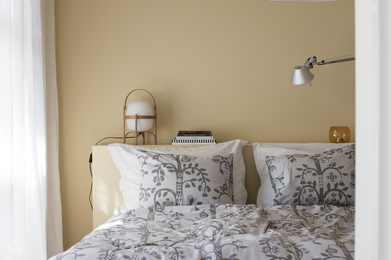 Iittala Taika lakanat ja makuuhuoneen pienet päivitykset