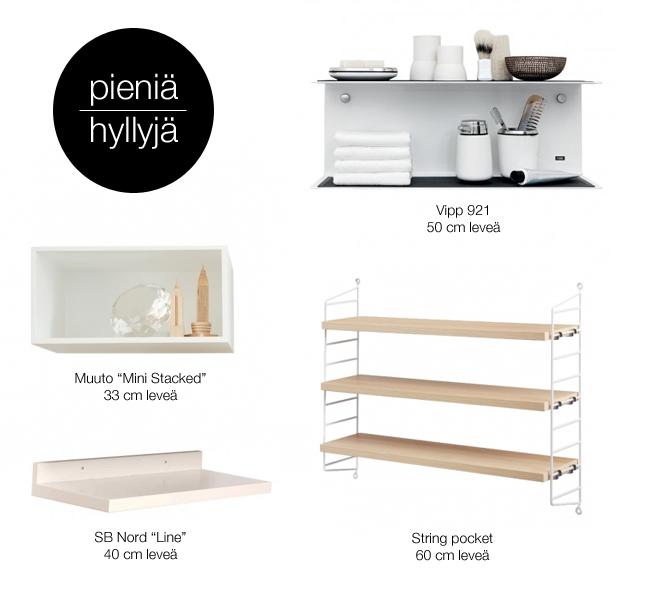 pienia_hyllyja