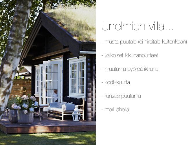 unelmien villa