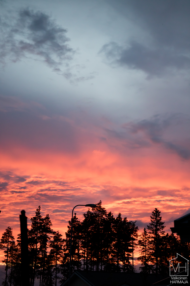 auringonlasku