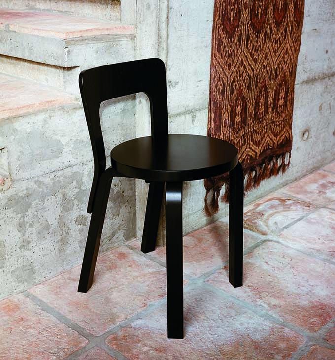 Artek_Aalto_Chair_65_Lacquered_black_Photo_.102922