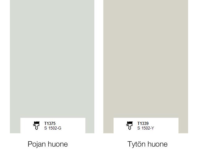 Teknoksen värisävyt